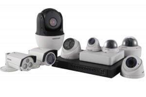 Hikvision HDCVI Cameras