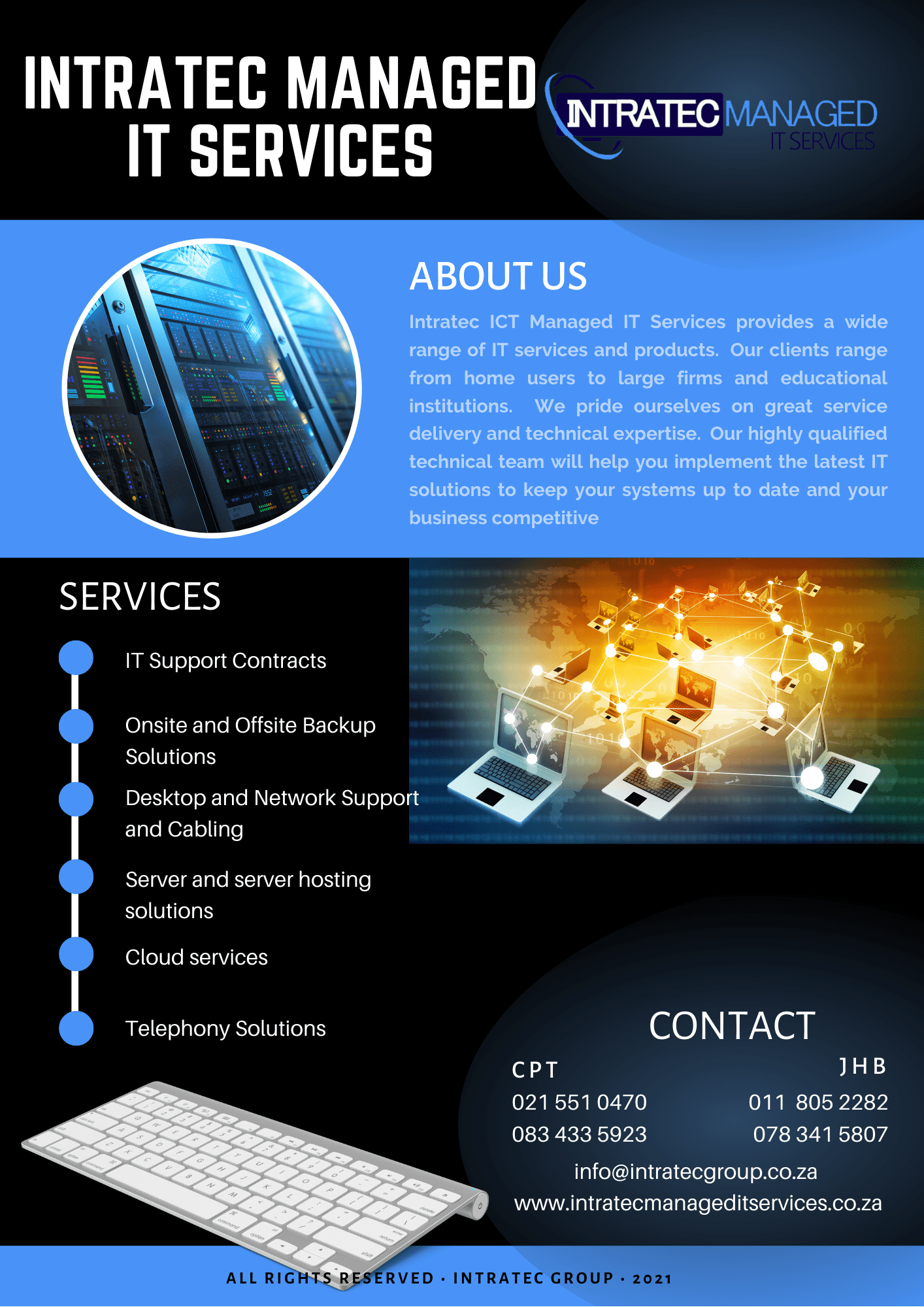 Managed IT Portfolio
