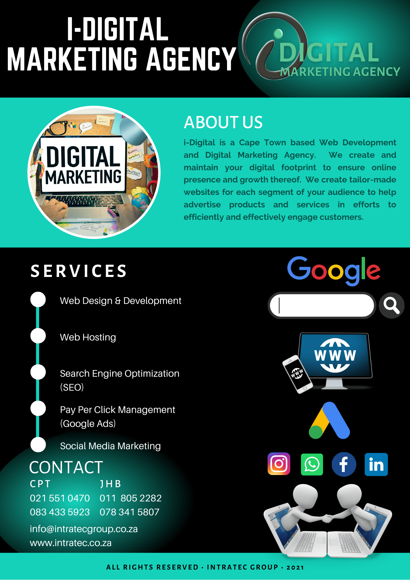 iDigital Portfolio